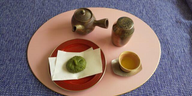 テーブル煎茶道